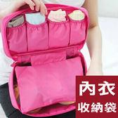 【現貨】旅行收納袋整理包/防水多功能韓國內衣收納袋套裝/旅行內衣收納包/化妝品收納袋