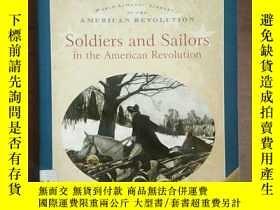 二手書博民逛書店Soldiers罕見And Sailors in the Ame