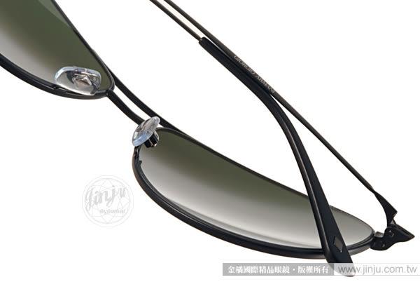 GIORGIO ARMANI 太陽眼鏡 GA6024 300131 (黑) 男仕經典熱銷百搭款 # 金橘眼鏡