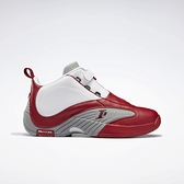 Reebok Answer Iv 休閒鞋-04 [FY9690] 男鞋 籃球鞋 運動 休閒 舒適 支撐 緩震 紅 白