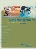二手書博民逛書店 《Cost Management: Accounting and Control》 R2Y ISBN:0324069731│Hansen