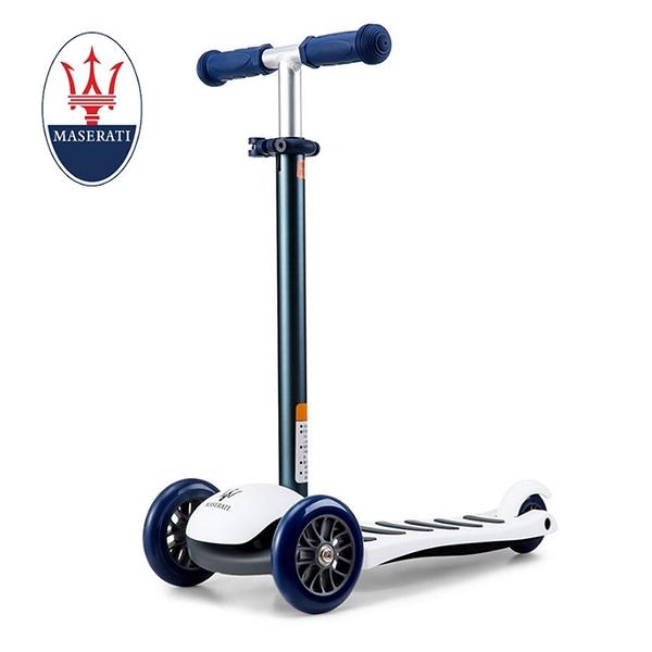 瑪莎拉蒂滑板車 兒童車 正版授權 平衡車 學步車