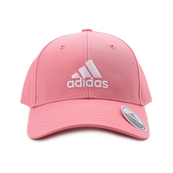 ADIDAS BBALL CAP COT 棒球帽 杏粉 GM6272