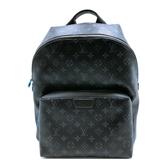 【台中米蘭站】全新品 Louis Vuitton DISCOVERY PM 帆布雙肩後背包(M43186-黑灰)