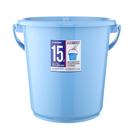 WA-151 舒適15L圓型水桶 藍