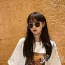 墨鏡女韓國ins網紅太陽鏡街拍潮遮陽防紫外線眼鏡旅游顯瘦小臉 小時光生活館