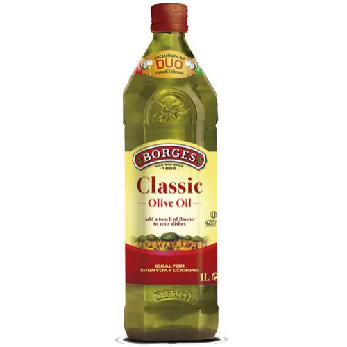 百格仕中味橄欖油1L【愛買】