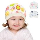 嬰兒胎帽 純棉嬰兒帽 新生兒印花卡通帽子 -JoyBaby