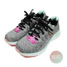 (B6) SKECHERS 女鞋 SOLAR FUSE 寬楦 運動鞋 健走鞋 記憶型鞋墊 13328WGYMT灰 [陽光樂活]