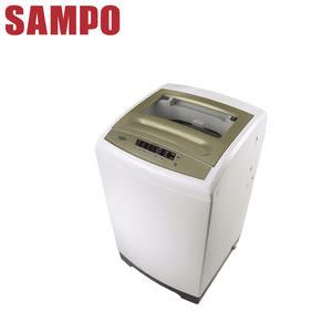 SAMPO聲寶 12.5公斤全自動微電腦洗衣機(ES-A13F(Q))