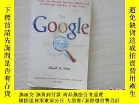 二手書博民逛書店The罕見Google story(谷歌的故事)【416】Y10