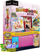 [美國直購 ShopUSA] Serif Digital Scrapbook Artist [OLD VERSION]$1194