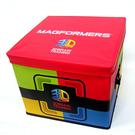 【韓國 Magformers 磁性建構片】磁片專用收納箱 Red Box