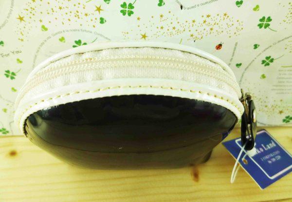 【震撼精品百貨】Q比_Kewpie~零錢包-黑天使