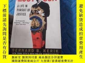 二手書博民逛書店The罕見Lost Son: A Life In Pursuit Of JusticeY210872 出