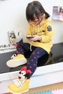 【韓風童品】點點款女童連褲襪 兒童內搭褲襪   打底褲襪   舞蹈襪  保暖襪百搭褲
