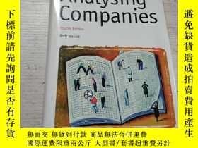 二手書博民逛書店Analysing罕見Companies:分析公司(外文)Y21