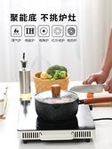 雪平鍋泡面料理鍋不黏鍋家用奶鍋寶寶輔食鍋小湯鍋電磁爐鍋具 育心館