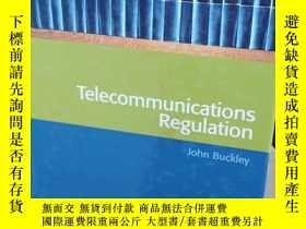 二手書博民逛書店Telecommunications罕見RegulationY2