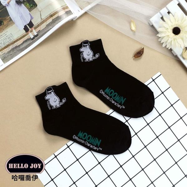 【正韓直送】嚕嚕米短襪 韓國襪子 船襪 韓襪 女襪 船型襪 小不點 MOOMIN 韓妞必備 哈囉喬伊 L19