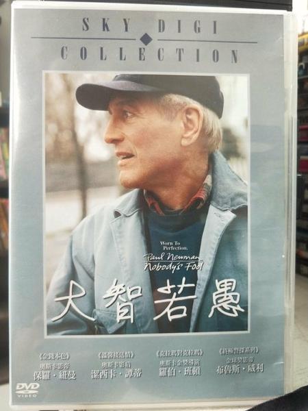 挖寶二手片-Z76-038-正版DVD-電影【大智若愚】-保羅紐曼 布魯斯威利(直購價)