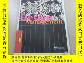 二手書博民逛書店英文書罕見Design Management KATHRYN Best 16開Y15969