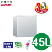 SANLUX 台灣三洋 45L 單門型冰箱 SR-B45A5