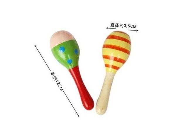 兒童樂器-木製沙垂/搖鈴(小號) 不挑款 29元