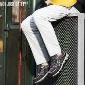安全鞋冬季工地鞋輕便老勞保鞋男防砸防刺穿鋼包頭男士工作鞋耐磨安全鞋全館免運 二度