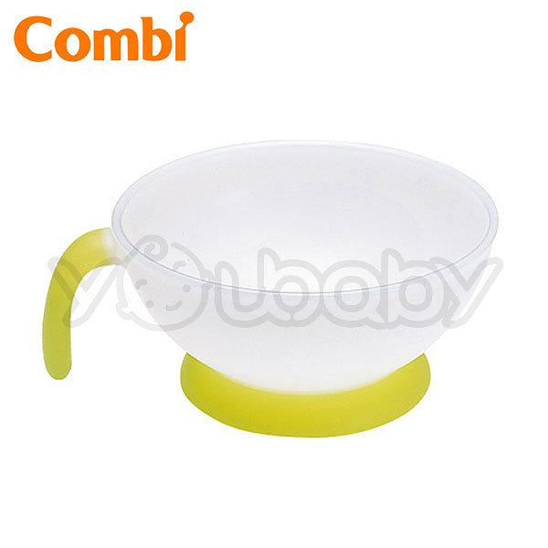 康貝Combi Baby Label優質易握學習碗(綠)