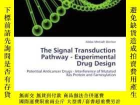 二手書博民逛書店The罕見Signal Transduction Pathway