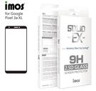 【愛瘋潮】iMos  Google Pixel 3a XL 滿版玻璃保護貼 美商康寧公司授權 螢幕保護貼