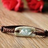 陶瓷手鍊-時尚流行生日母親節禮物女串珠手環73gw73【時尚巴黎】