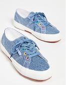 【BJ.GO】 SUPERGA 2750 Denim Sneakers   彩虹眼睛牛仔運動鞋/限定款