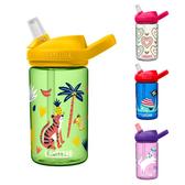 美國 CAMELBAK eddy+ 兒童吸管運動水瓶400ML(8款可選)兒童水壺