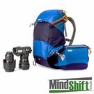 MindShift Gear 曼德士180°全景攝影登山相機包 22L 水藍/簡配-MS221