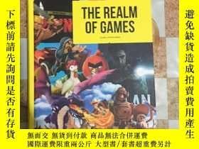二手書博民逛書店THE罕見REALM OF GAMES.Y214306 看圖 看
