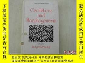 二手書博民逛書店Oscillations罕見and Morphogenesis 小16開 精裝Y10893 Ludger Re