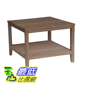[COSCO代購] W1307400 Ivena 柚木邊桌 Square End Table