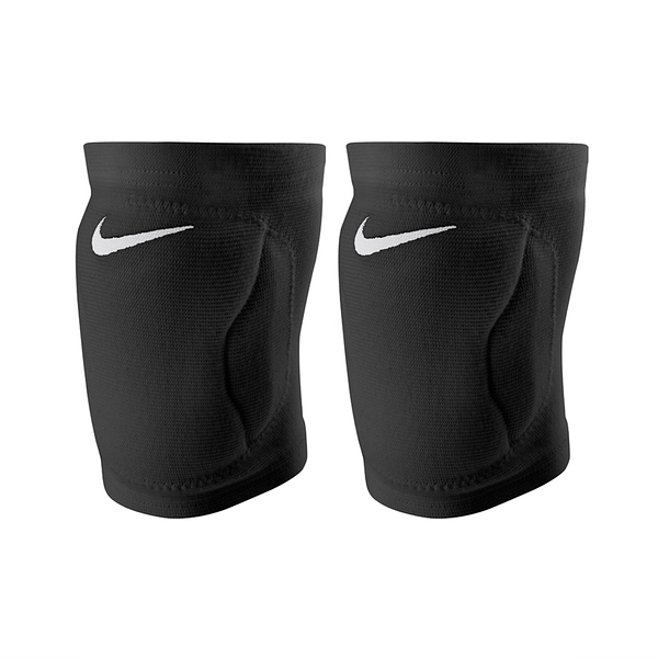 Nike Volleyball Knee Pads [NVP05001XX] 運動 排球 防護 吸震 護膝 黑 XX