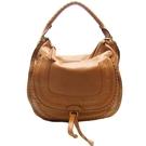 Chloe 克羅伊 橘色牛皮手提肩背包 Marcie Shoulder Handbag 021156-27 【BRAND OFF】