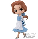 Banpresto 迪士尼 Q Posket Disney Belle 鄉村貝兒(B蠟筆色) BD35683原廠公司貨