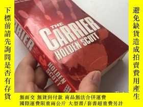 二手書博民逛書店THE罕見CARRIER HOLDEN SCOTTY8147 出版2000