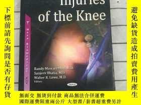 二手書博民逛書店Ligamentous罕見Injuries of the Knee 進口原版 Y268220 Ligament