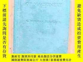 二手書博民逛書店THE罕見BALANCING OF MACHINERY(1931年版英文理科機械書).Y23440 出版