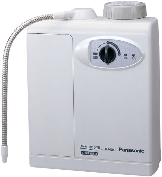 含安裝【國際牌☆PANASONIC】台灣松下☆軟水器淨水器☆PJ-S99/PJS99☆日本製