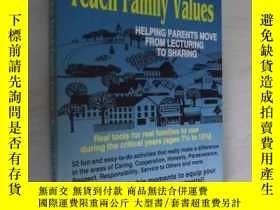二手書博民逛書店英文原版罕見Activities That Teach Fami