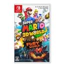 【神腦生活】任天堂 Switch 超級瑪利歐 3D 世界+憤怒世界 中文版