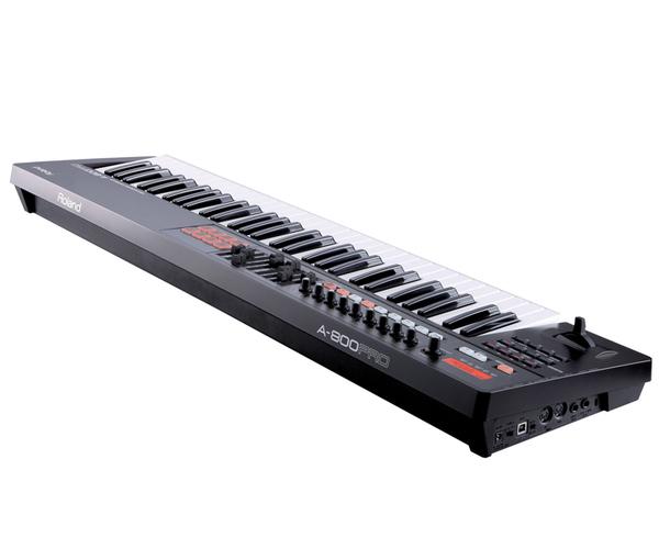 小叮噹的店- Roland A-800PRO 61鍵 MIDI Keyboard Controller 主控鍵盤