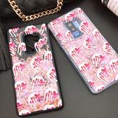 三星 S9 S9 Plus 奶油嘴唇 流沙殼 手機殼 保護殼 防摔 全包邊 款殼 彩繪 S9+手機殼